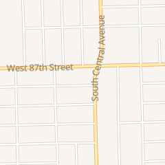 Directions for Eighty Seventh Street Laundry in Oak Lawn, IL 5614 W 87th Pl