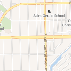 Directions for Eisinger Margaret MD in Oak Lawn, IL 5660 W 95th St