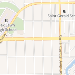 Directions for Women Health Insitute of Illinois in Oak Lawn, IL 5716 W 95th St