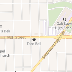 Directions for Creating Beauty in Oak Lawn, IL 6058 W 95th St