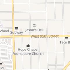Directions for Jason's Deli in Oak Lawn, IL 6260 W 95th St