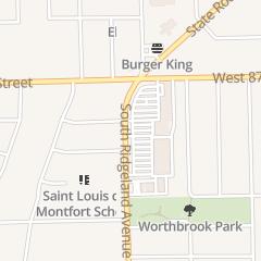 Directions for American Cuts in Oak Lawn, IL 8757 Ridgeland Ave