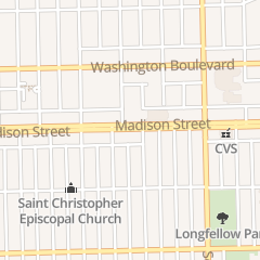 Directions for Lv Nails in Oak Park, IL 501 Madison St