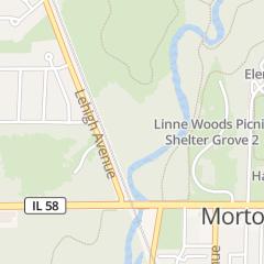 Directions for Joe's Barbershop in Morton Grove, IL