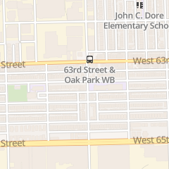 Directions for Lisa Nail in Chicago, IL 6805 W 63