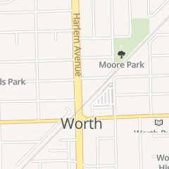 Directions for Sharp Cuts in Worth, IL 11015 S Harlem Ave