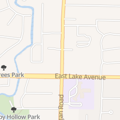 Directions for North Shore Nails and Day Spa in Glenview, IL 1438 Waukegan Rd
