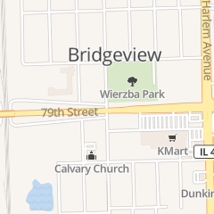 Directions for Fingers & Toes Day Spa in Bridgeview, IL 7360 W 79th St