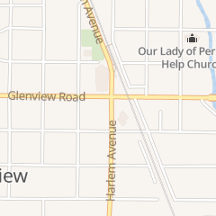 Directions for Nancy Nails in Glenview, IL 978 Harlem Ave