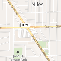 Directions for Mcdonald's in Niles, IL 7969 N Milwaukee Ave