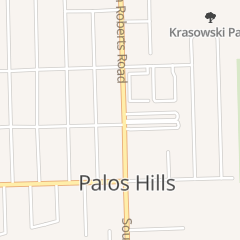 Directions for Home Therapy Providers in Palos Hills, IL 10554 S Roberts Rd