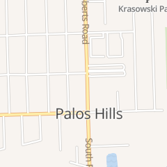 Directions for Inga's Hair Salon in Palos Hills, IL 10628 S Roberts Rd