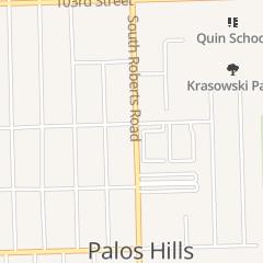 Directions for Hani AL Sharif M D in Palos Hills, IL 10508 S Roberts Rd