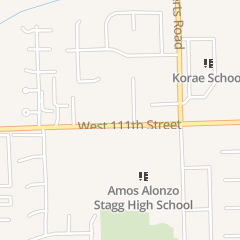 Directions for Najib Omar Lawyer in Palos Hills, IL 8116 W 111th St