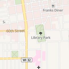 Directions for Woman's Club of Kenosha in Kenosha, WI 6028 8th Ave