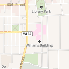 Directions for Children's Hospital of Wisconsin in Kenosha, WI 6308 8th Ave