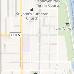 Directions for Theodore's Hair Design in Kenosha, WI 4104 7th Ave