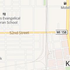 Directions for El A's DE Oros in Kenosha, WI 1361 52nd St