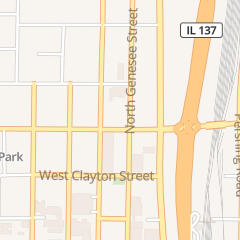 Directions for El Potosi in Waukegan, IL 300 N Genesee St