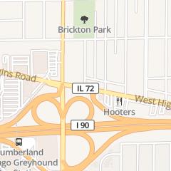 Directions for LA Petite Hair Studio in Park Ridge, IL 802 Higgins Rd