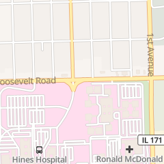 Directions for Dr Ann Rudinger MD in Maywood, IL 2160 S 1st Ave