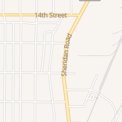 Directions for Jamaican Cuisine in North Chicago, IL 1536 Sheridan Rd