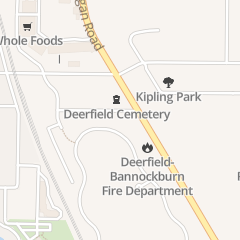Directions for Renu Day Spa in Deerfield, IL 617 Central Ave