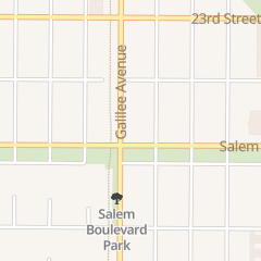 Directions for Salem Meats & Grocery in Zion, IL 2439 Galilee Ave