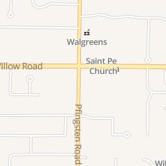 Directions for SAM MARTIRANO SALON & SPA in Glenview, IL 2727 Pfingsten Rd