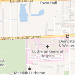 Directions for Dr. Nisha P Hakhu D.o. in Park Ridge, IL 1675 Dempster St FL 1