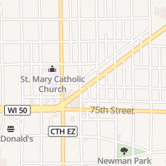 Directions for Andrekus Bruce F Dds SC in Kenosha, WI 3726 Roosevelt Rd
