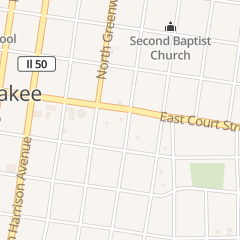 Directions for A Taste Like Home in Kankakee, IL 788 E Court St