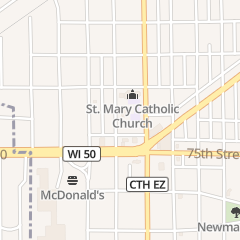 Directions for All Saints in Kenosha, WI 7401 40Th Ave