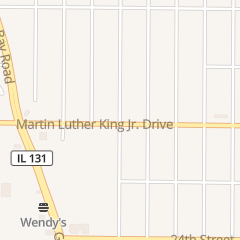 Directions for Papa John's Pizza in North Chicago, IL 2500 Martin Luther King Jr Dr