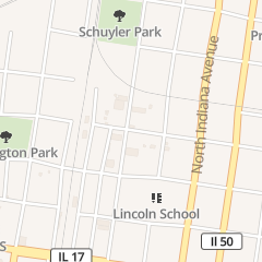 Directions for C and L Ribs in Kankakee, IL 406 N Schuyler Ave