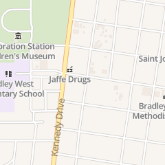Directions for The Spot On Broadway in Bradley, IL 1010 W Broadway St