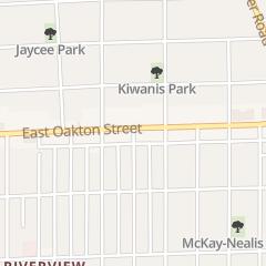 Directions for Shears in Des Plaines, IL 1649 E Oakton St