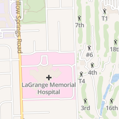 Directions for Practice Limited to Neurology in La Grange, IL 1323 Memorial Dr