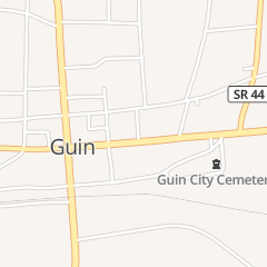 Directions for The Frosty Front in Guin, AL 7406 Us Highway 43