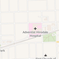 Directions for Sudarshan Sharma MD - Oncology in Hinsdale, IL 121 N Elm St Ste 1