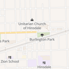 Directions for Mobil in Hinsdale, IL 8 W Chicago Ave