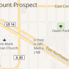 Directions for A Hair Ahead in Mount Prospect, IL 108 W Northwest Hwy