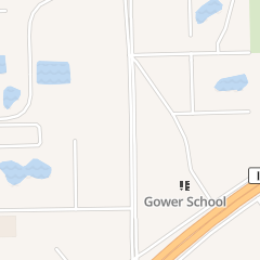 Directions for Burr Ridge Flower Delivery in Burr Ridge, IL S Frontage Rd