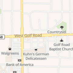 Directions for Robellos in Des Plaines, IL 745 W Golf Rd