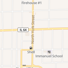 Directions for Quiznos Subs in Elmhurst, IL 261 N York St Ste 1