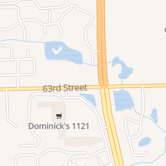 Directions for Carl F Semrau Dds in Willowbrook, IL 34 63rd St