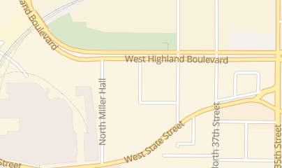 Directions for Millercoors in Milwaukee, WI 3939 W Highland Blvd
