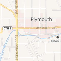 Directions for Travel Leaders in Plymouth, WI 125 E Mill St