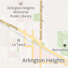 Directions for Hair With Us Inc in Arlington Heights, IL 151 N Evergreen Ave