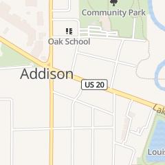 Directions for Nuova Italia in Addison, IL 32 E Lake St